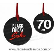 108 - Black Friday Adesivo