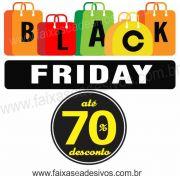 107A - Black Friday Adesivo