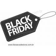 106A - Black Friday - Adesivo Tag
