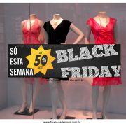 104A - Black Friday - Adesivo sol