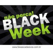 102A - Black Week - Adesivo