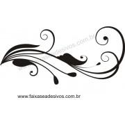 Adesivo decorativo Arabesco 5 - 97x45cm