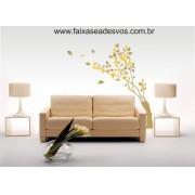Galho Adesivo Decorativo - 90x50cm