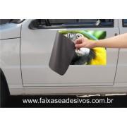 810 - Imã Flexivel para Carro 60x40cm - Envie arte pronta ou solicite a sua! Mais vendido!