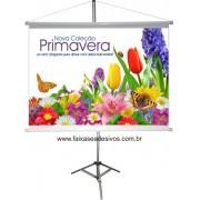 Banner Primavera 90x60cm