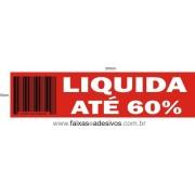 LIQUIDAÇÃO COD BARRAS ADESIVO - AD3LIQ01