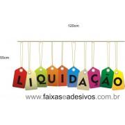 Adesivos TAG Liquidação - TAG3LIQ01
