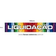 Liquidação Cores adesivo - AD3LIQ06