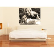 Placa Decorativa com Foto 1,00 x 1,00m - 2mm