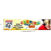Faixa Carnaval FAN08 3,00 x 0,70m