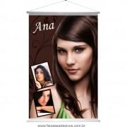 Banners impressão Digital em Lona - 100x150cm - Envie sua arte ou fazemos a arte.
