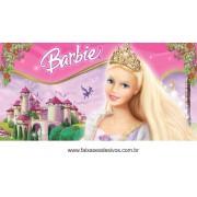 Painel de aniversário 023 Barbie 1x2m