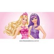 Painel de aniversário 024 Barbie 1x2m
