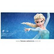 Painel de Aniversário 088 Frozen 1,00x2,00m modelo B