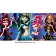Painel de Aniversário 094 Monster High 1,00x2,00m