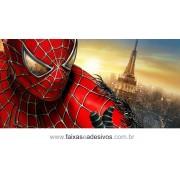Painel de Aniversário 114 Homem Aranha 1,00x2,00m