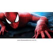 Painel de Aniversário 115 Homem Aranha 1,00x2,00m