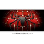Painel de Aniversário 116 Homem Aranha 1,00x2,00m