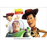 painel de aniversário 197 Toy Story 1,00x1,50m