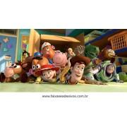 painel de aniversário 201 Toy Story 1,00x2,00m