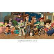 painel de aniversário 202 Toy Story 1,00x2,00m