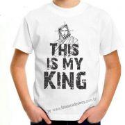 Camisetas Personalizadas - Tema RELIGIOSO - 10 peças
