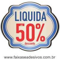 Adesivo Liquida Premium - para Loja Masculina  - Fac Signs