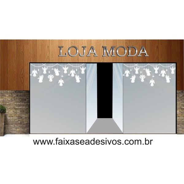 Adesivo Penduricalho de Anjinhos 1,00 x 0,45m  - Fac Signs