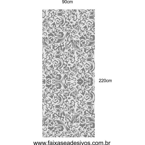 094 VD - Adesivo Decorativo Vintage 2,20 x 0,70m  - Fac Signs