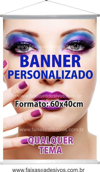 004B - Banner 60x40cm   - Fac Signs