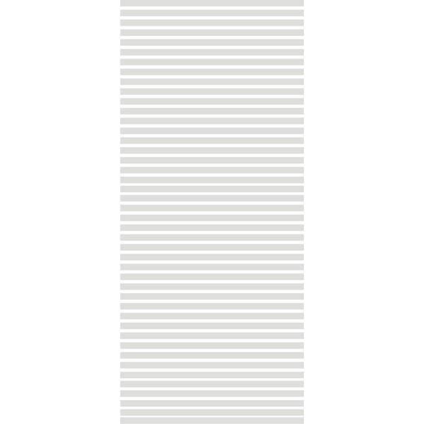 112 - Adesivo Persiana 3cm cada tira e vão de 5mm - 220x90cm - Escolha a cor  - FAC Signs Impressão Digital
