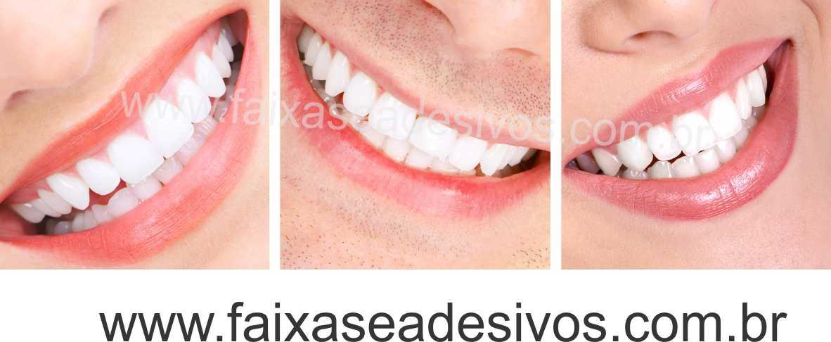 Fotos Decorativas Mosaico Sorriso 010 - Escolha Adesivo ou placa  - Fac Signs