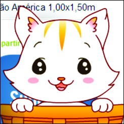 Etiqueta para Lembrancinha 3x3cm - Qualquer Tema - RE102  - FAC Signs Impressão Digital