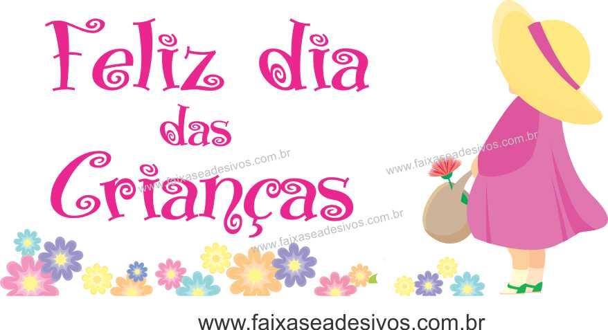 Adesivo de Vitrine - Menina nas Flores - D313  - Fac Signs