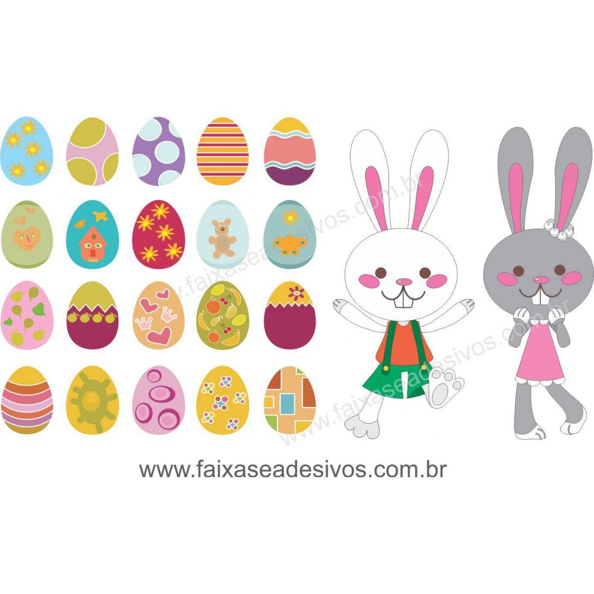 Adesivo Rivastigmina Bula ~ AP412 Adesivo Decorativo de Páscoa Cartela Kids FAC Signs Impress u00e3o Digital