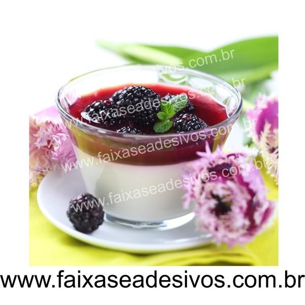 Sobremesas imagem em alta definição  - FAC Signs Impressão Digital
