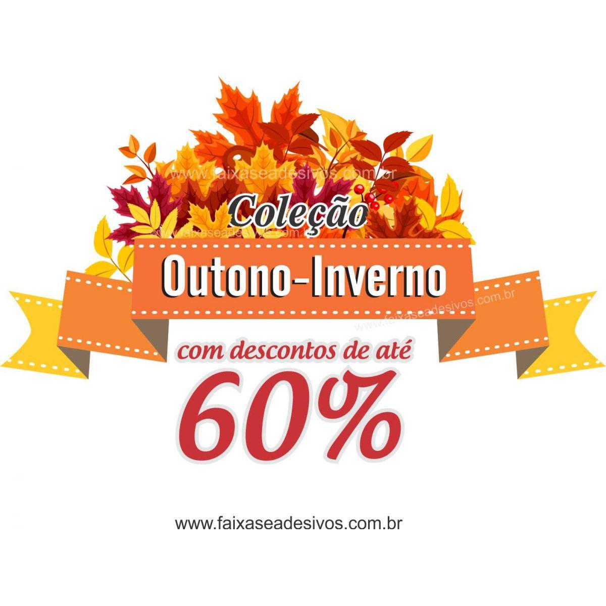 Adesivo Rivastigmina Bula ~ A613 Adesivo Outono Inverno Flamula de desconto FAC Signs Impress u00e3o Digital