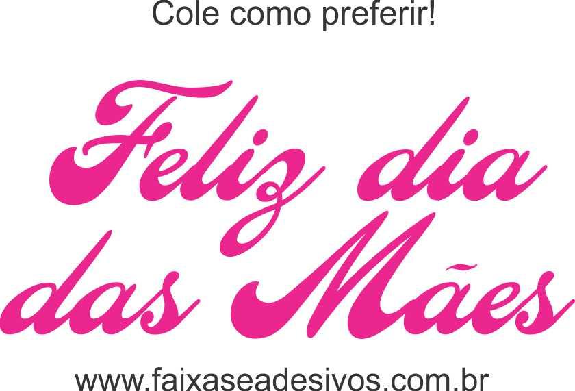 A536m Adesivo Dia Das Mães Frase Para Vitrine Fac Signs