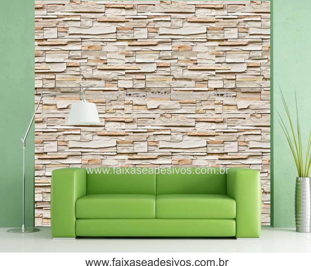 004 - Adesivo Decorativo de parede Canjiquinha irregular - 58cm larg  - Fac Signs