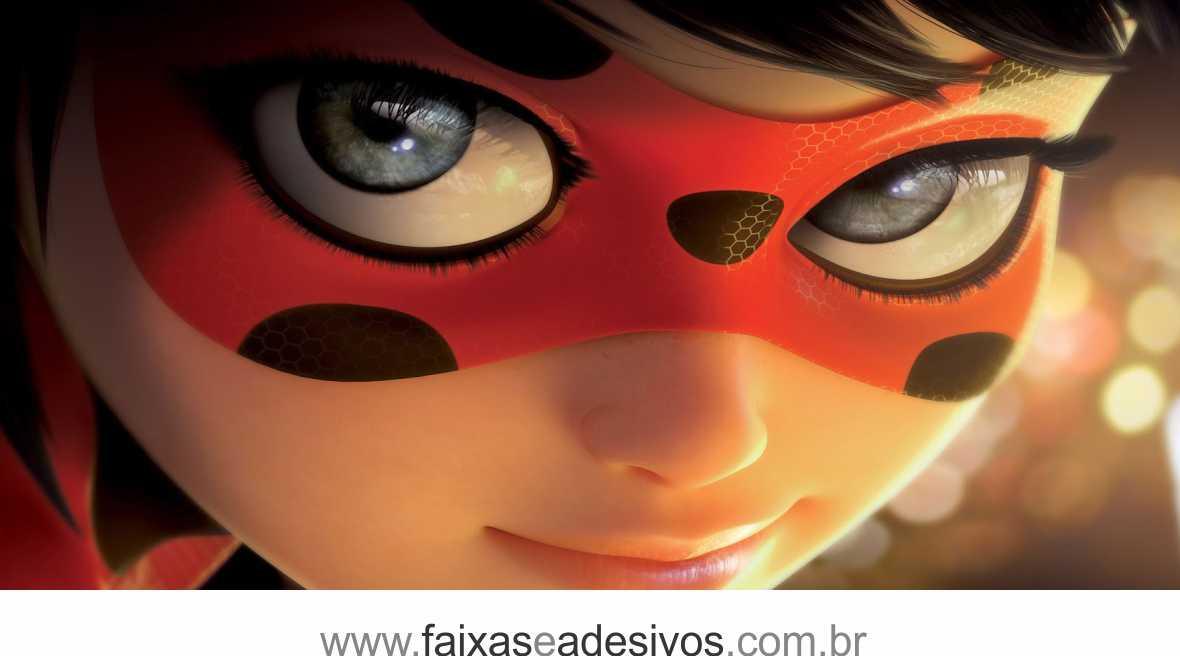 Painel de Aniversário 207 - Miraculous Ladybug 2  - Fac Signs