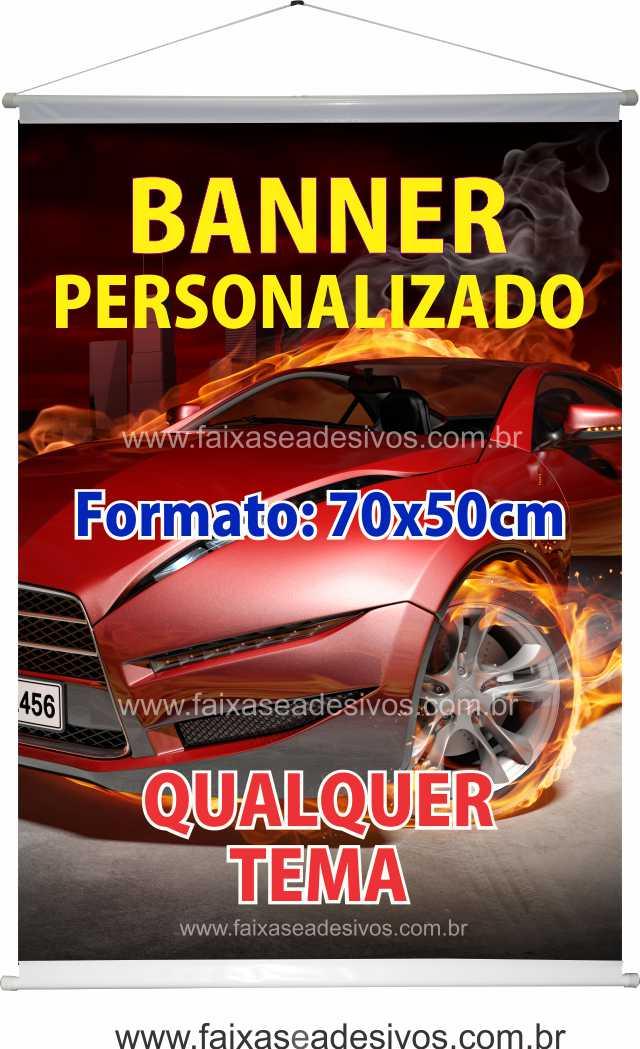 005B - Banner 70x50cm   - Fac Signs