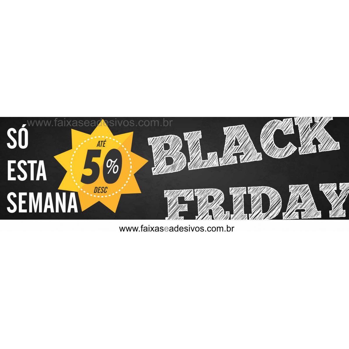 104A - Black Friday - Adesivo sol  - Fac Signs