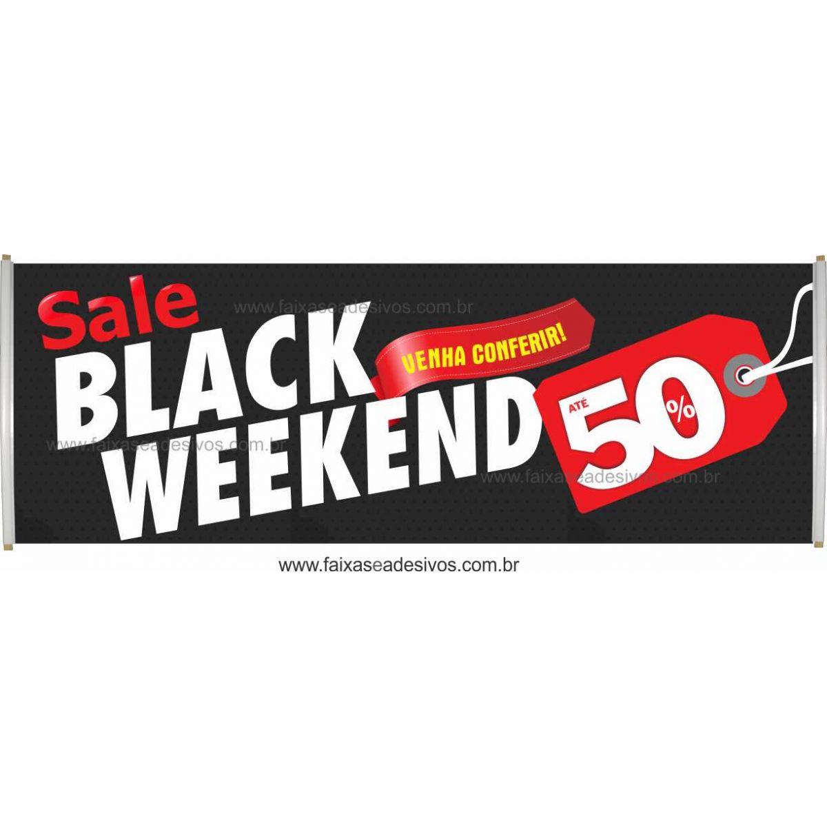 103- Black Weekend - Faixa   - Fac Signs