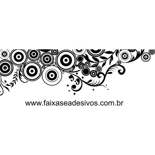 Arabesco 7 - 45x150cm  - Fac Signs