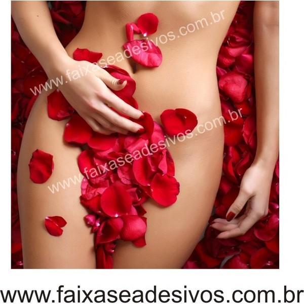 Sensual foto Adesivo Decoração de Ambientes - 100x90cm  - FAC Signs Impressão Digital