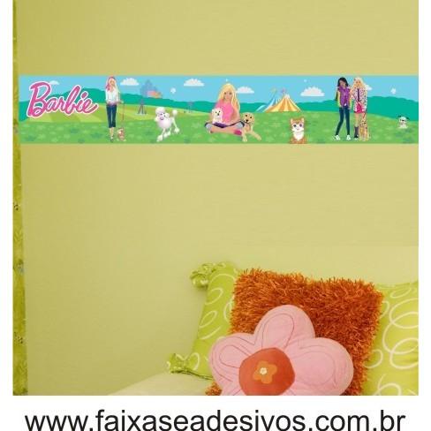 Faixa decorativa de Parede 002 - Vários modelos 15cm  - FAC Signs Impressão Digital