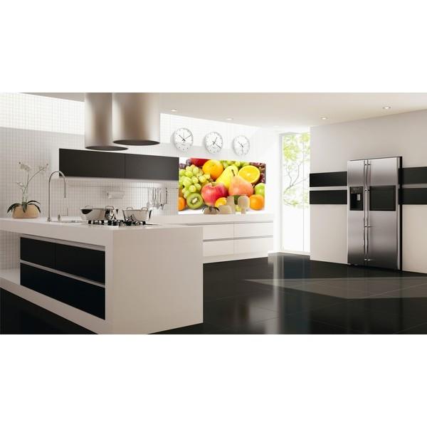 Placa Cozinha Decorativa 1,00 x 0,60m  - FAC Signs Impressão Digital