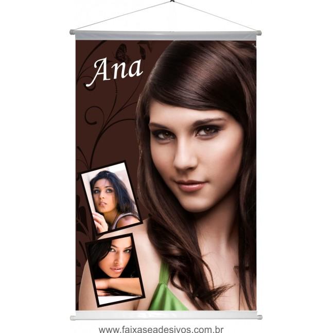 Banners impressão Digital em Lona - 100x150cm - Envie sua arte ou fazemos a arte.  - Fac Signs