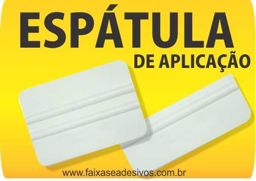 Espátula para aplicação de adesivo  - Fac Signs