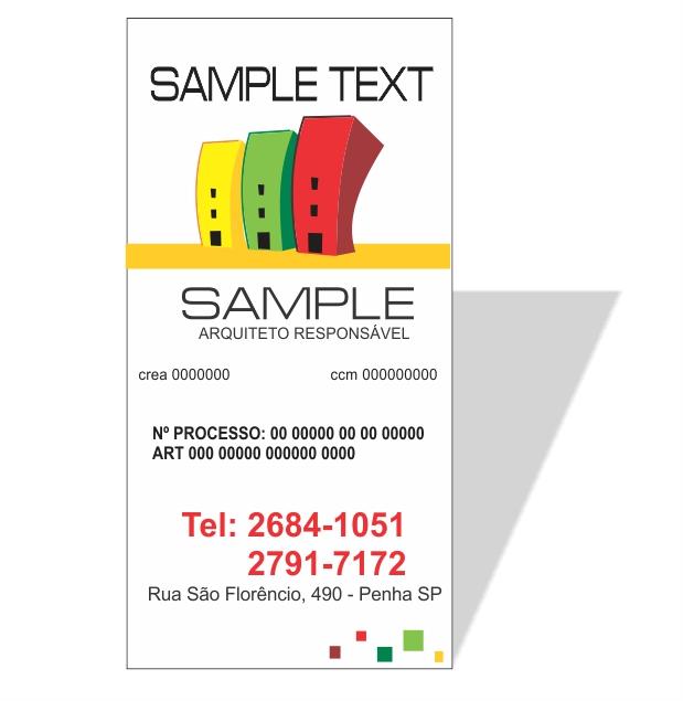 3020 - Placa em PVC 100x50cm - Envie seu arquivo ou escolha opção de arte  - Fac Signs